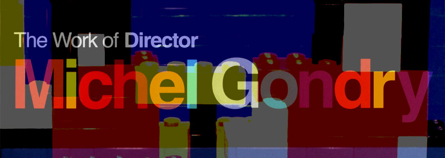 The Work Of Director Michel Gondry –  DVD