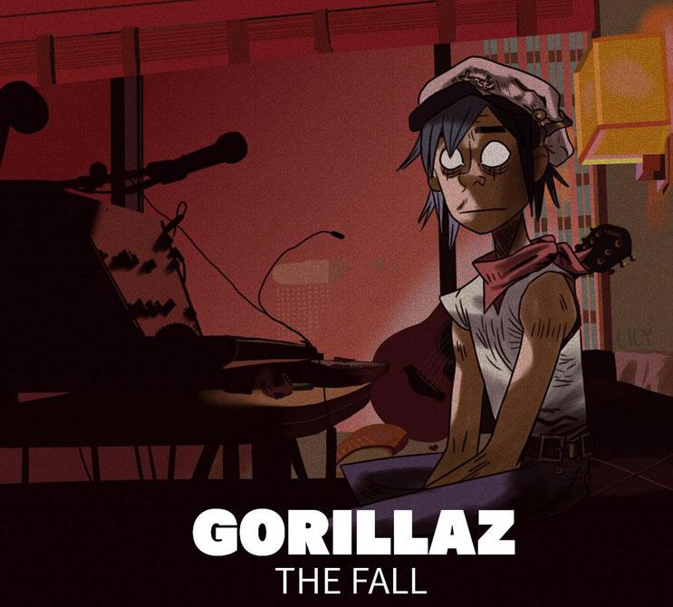 The Fall – Gorillaz