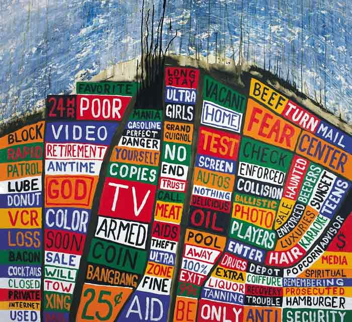 Radiohead Hailt to the Thief Cover Art