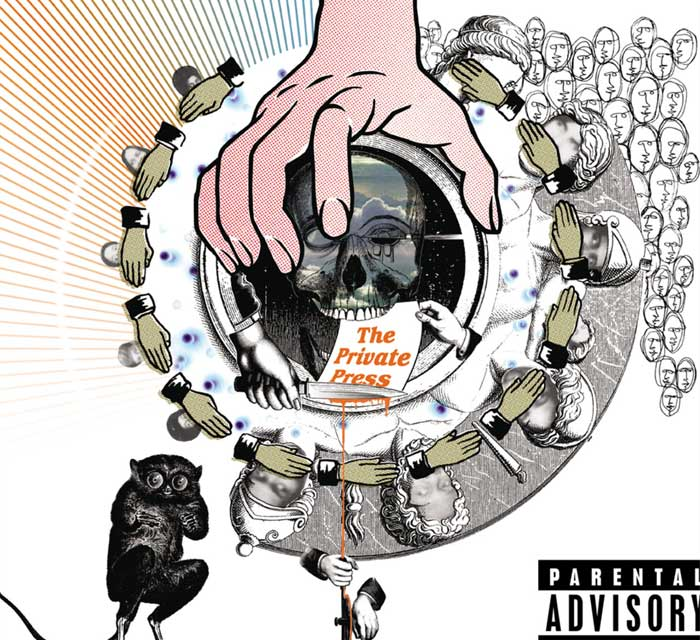 DJ Shadow Private Press