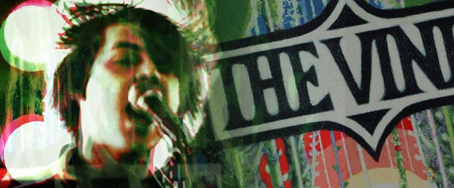 The Vines @ Sheffield Leadmill 22/06/02