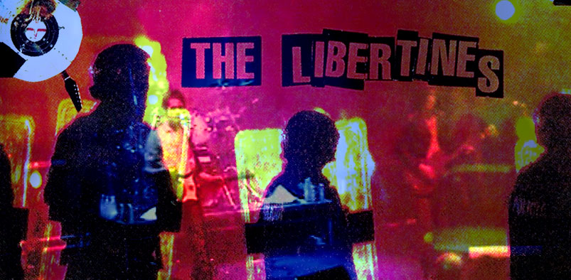 The Libertines Live at The Social, Nottingham, UK 22/05/02