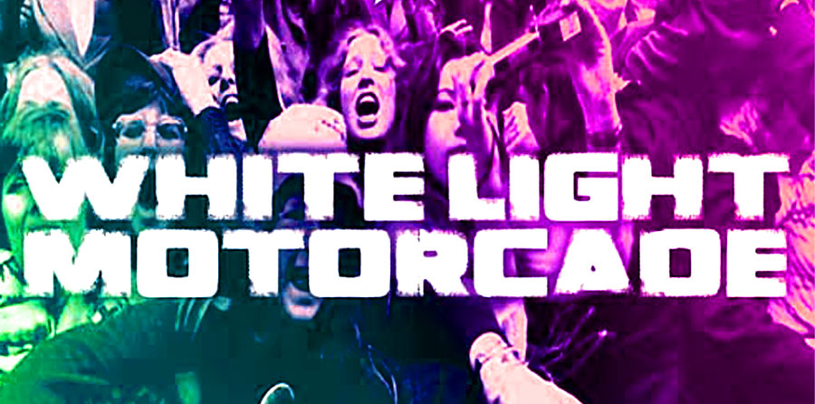 White Light Motorcade Interview