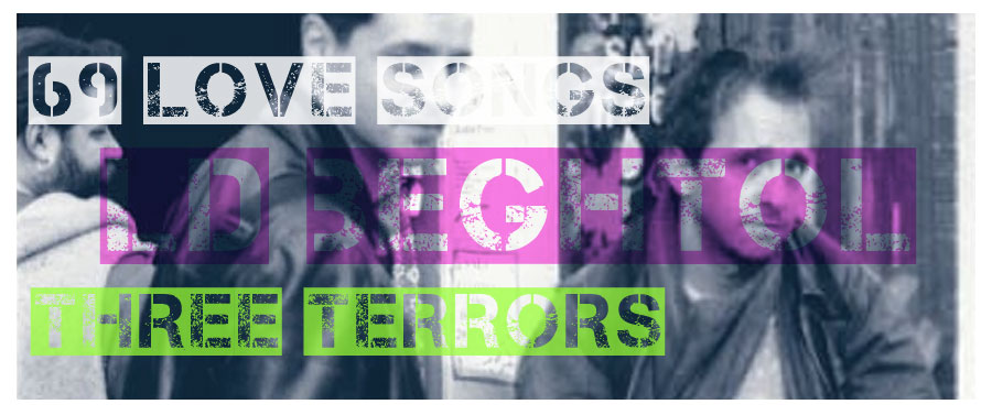 69 Love Songs: LD Beghtol talks Magnetic Fields & Three Terrors