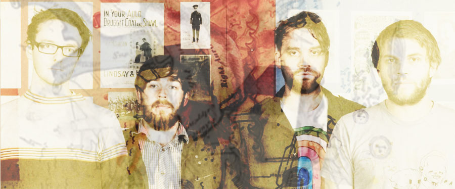 Coordinates – Where The Stars Are At – Frightened Rabbit